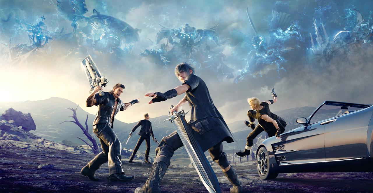 Recensione Giochi Pc: Final Fantasy XV Windows Edition